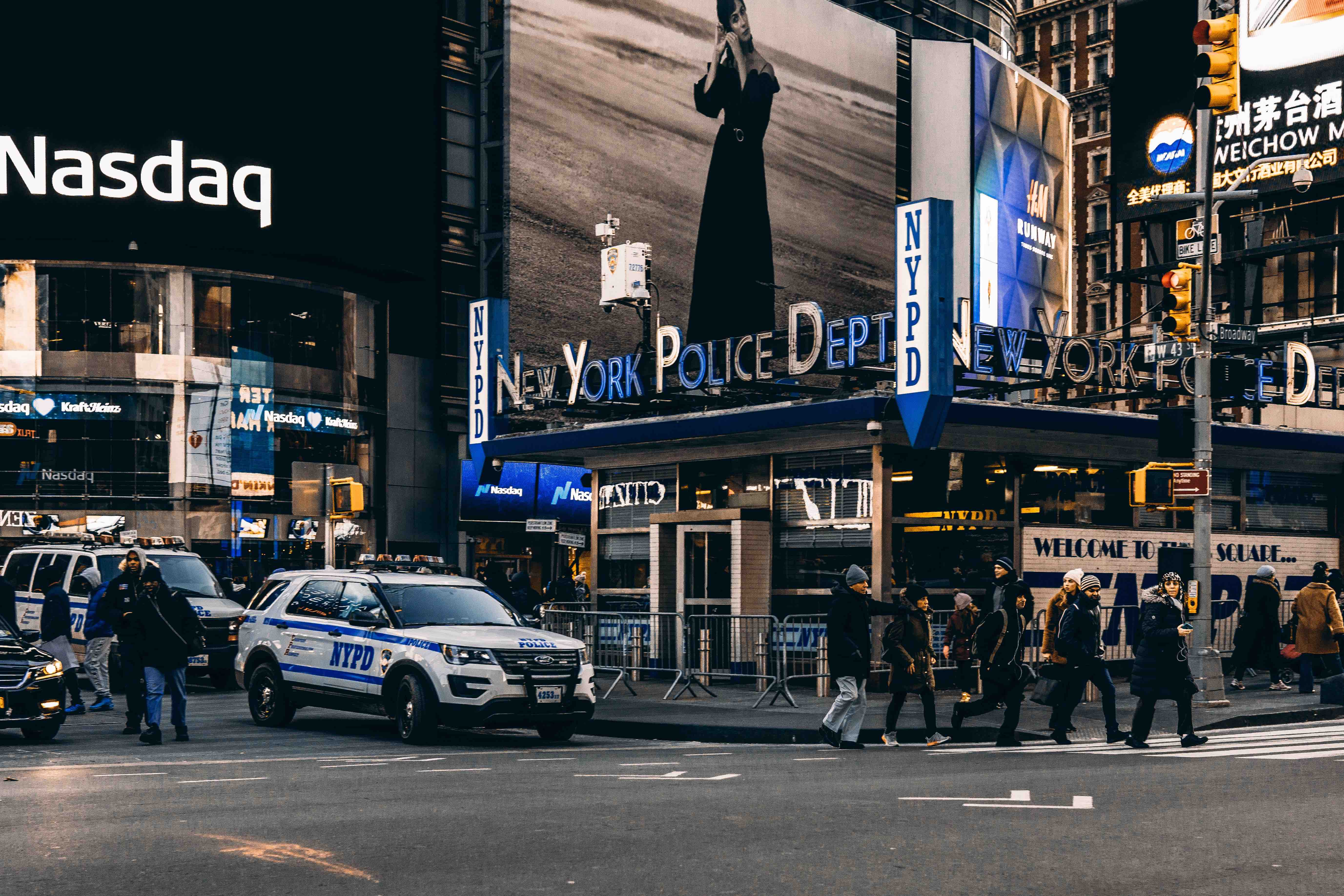 Nasdaq in New York