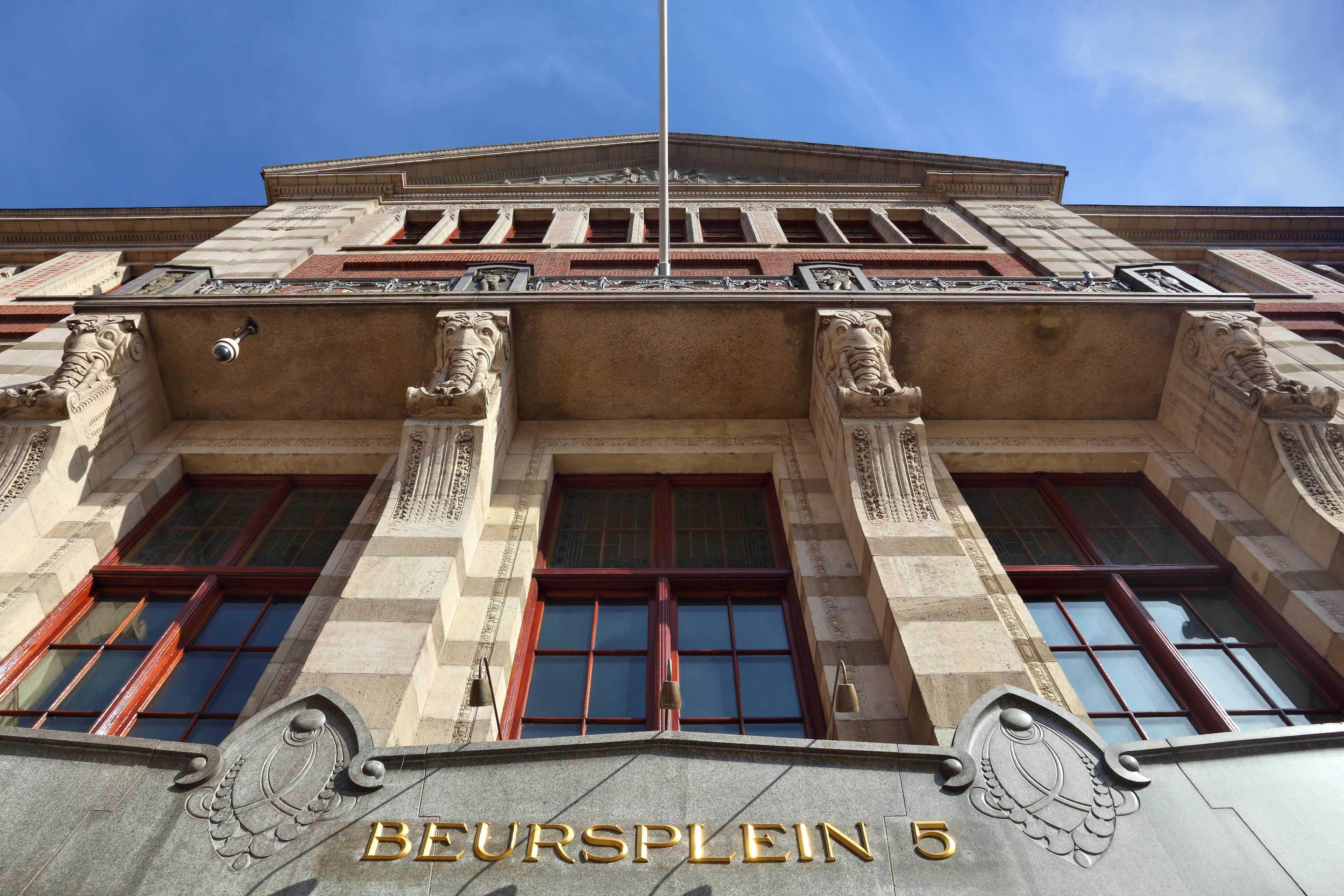 Beursplein 5 in Amsterdam
