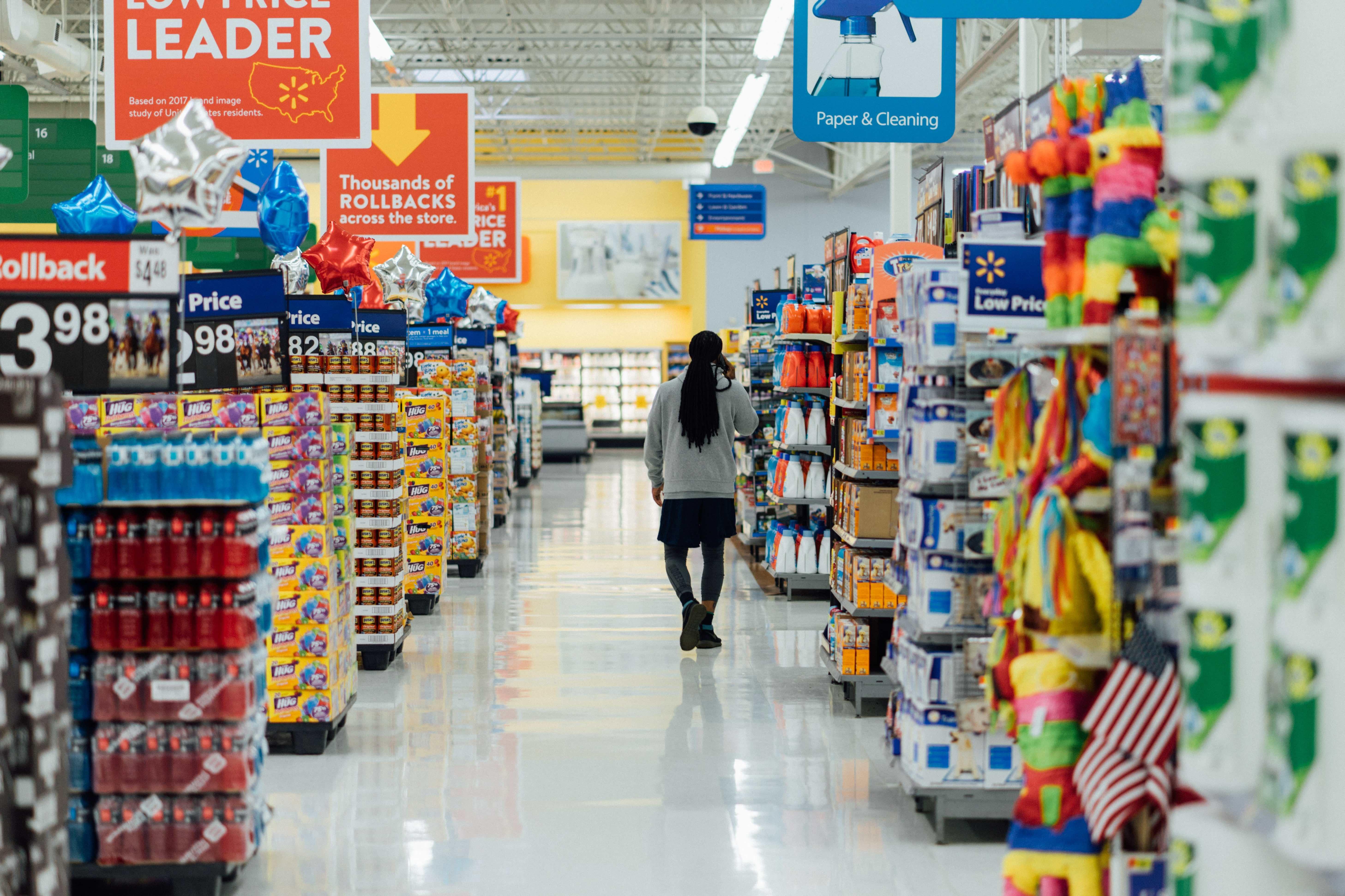 Supermarkt Ahold Delhaize