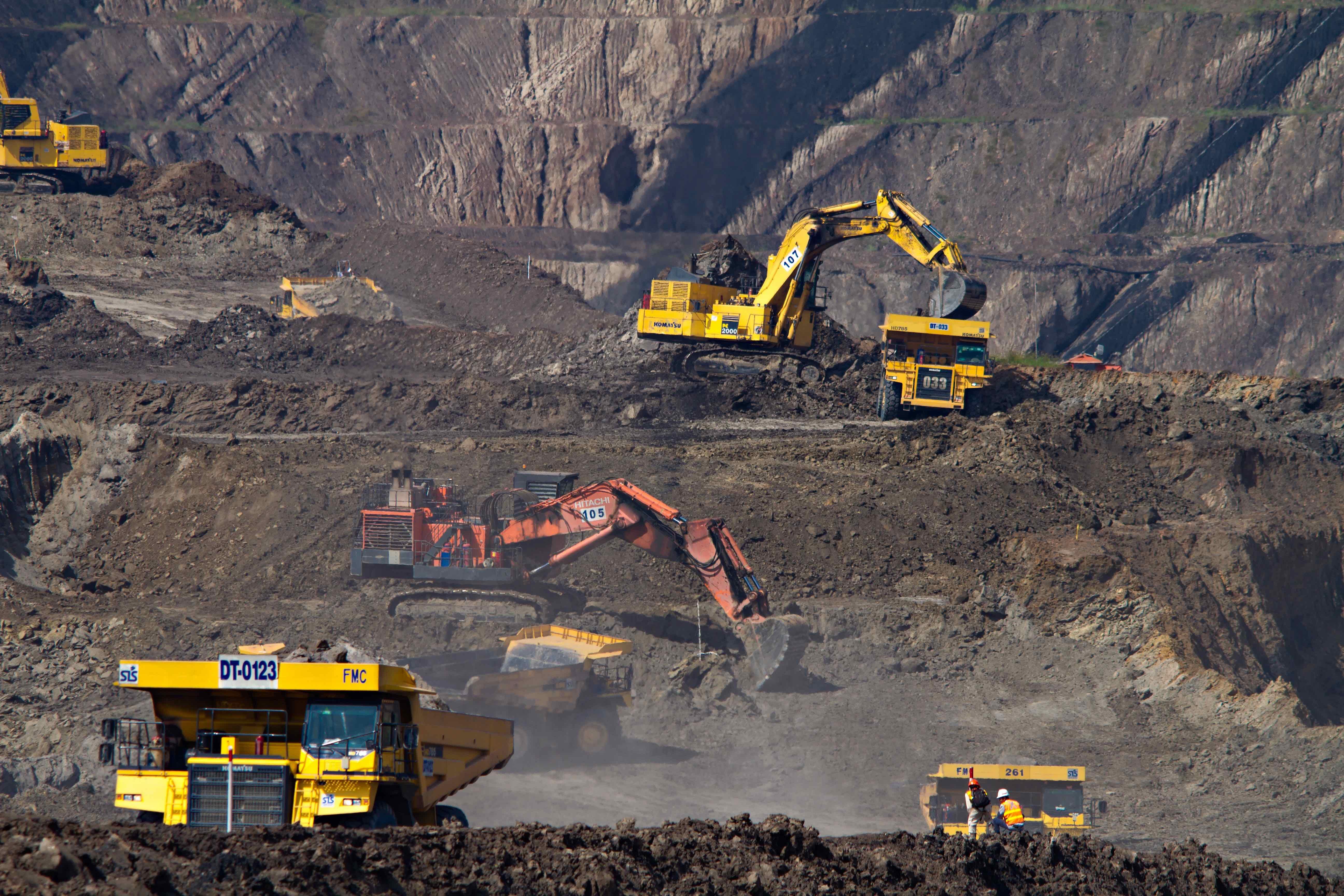 Kolenmijn Indonesië