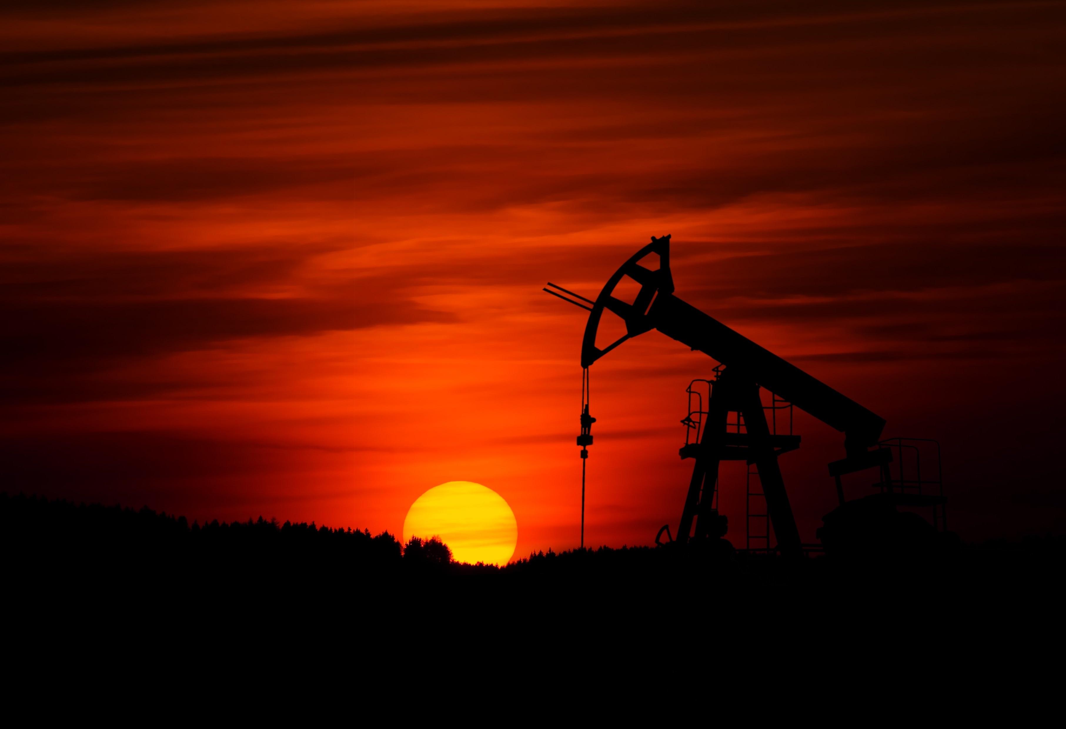 Olie- en gaswinning